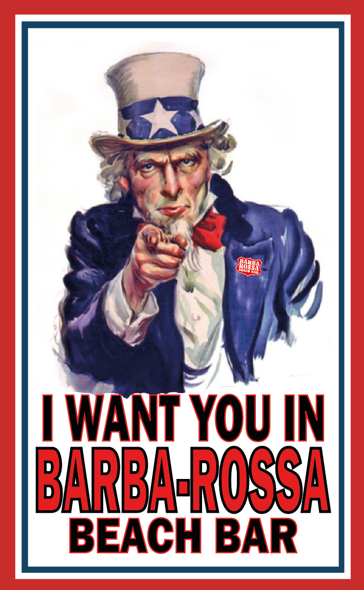 barbarossa i want you